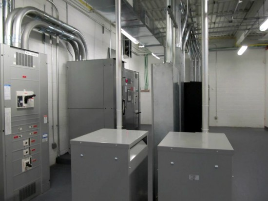 UPS and Electrical Equipment