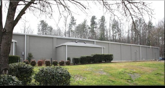 Our Lenoir, NC Data Center Facility