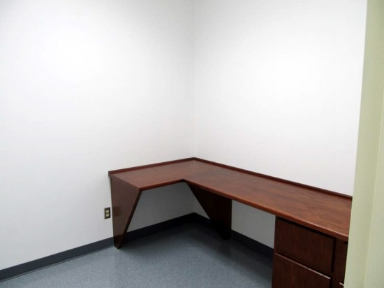 Custom Built Office ready for you to use
